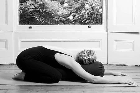 restorative yoga postures for rheumatoid arthritis