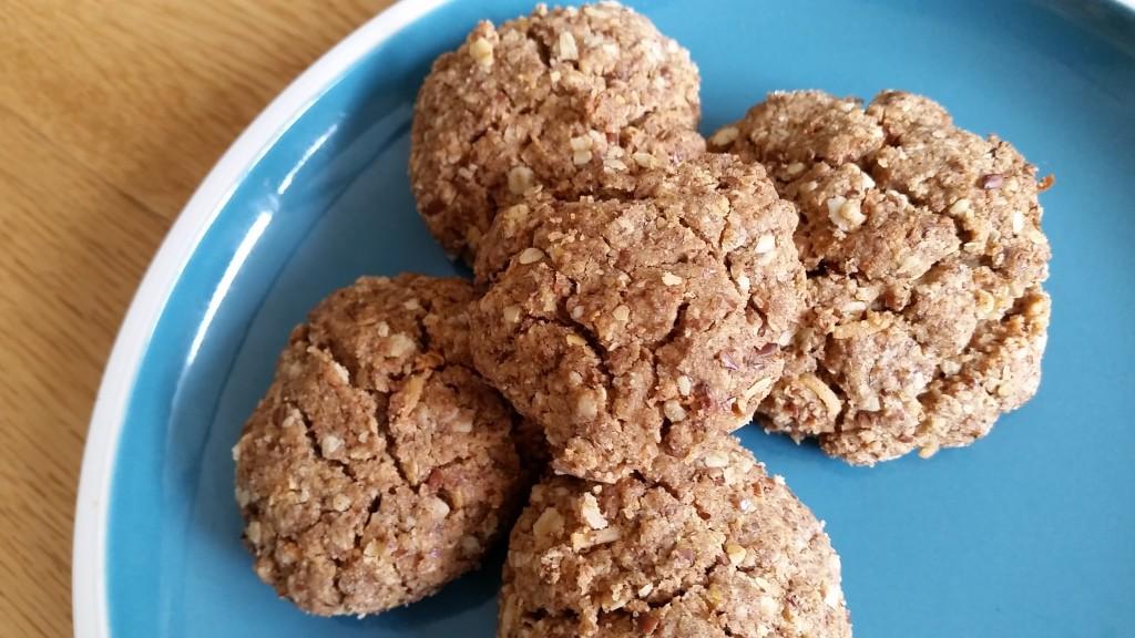 Vegan Lactation Cookies