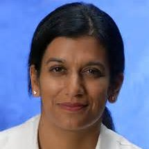 Dr Monica Aggarwal and Clint Paddison