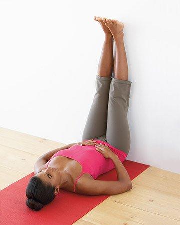 7 restorative yoga poses for balance of body mind spirit
