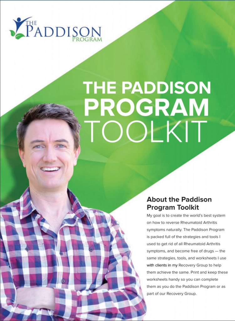 paddison program toolkit